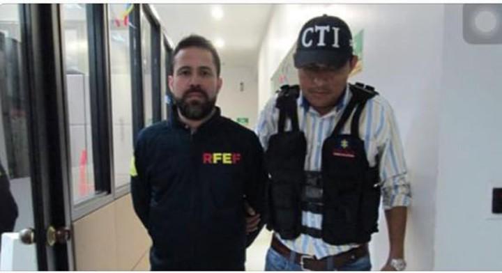 Capturan exalcalde de Rovira condenado por corrupción administrativa