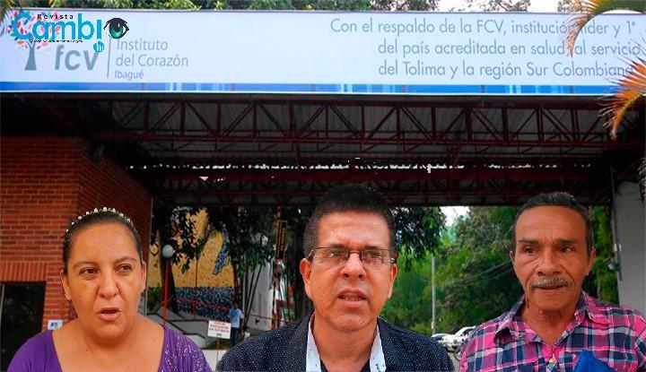 Siniestra atención en las urgencias de la clínica Calambeo