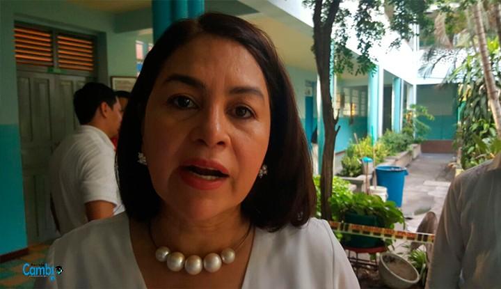 Senadora víctima de las Farc, promueve el sí por el Plebiscito