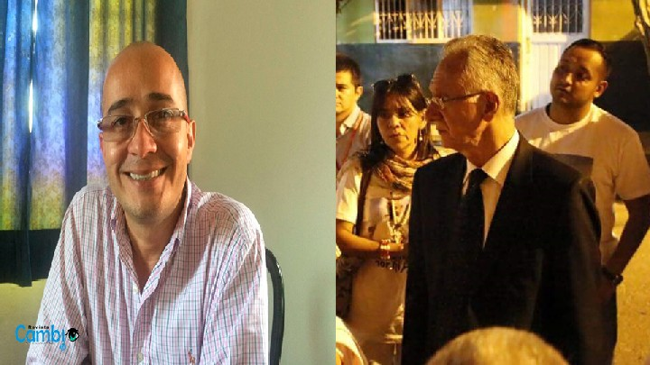 Cero transparencia en alcaldía de Jaramillo: Jorge Bolívar