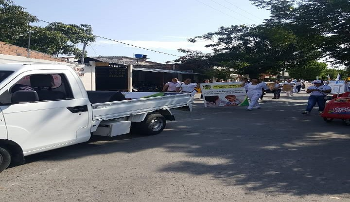 Alcaldía del Espinal lleva sus funcionarios a las comunidades