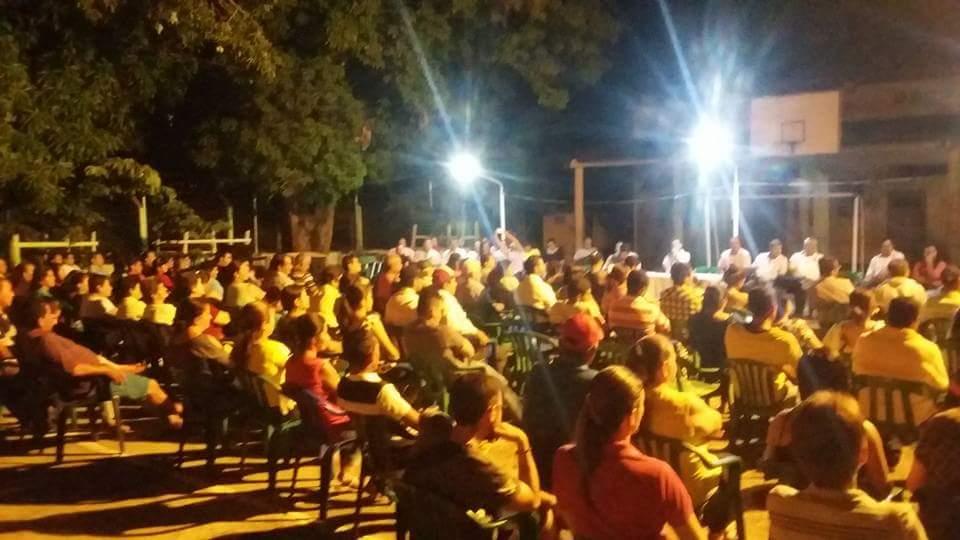 Alcalde del Espinal sigue escuchando inquietudes de sus habitantes