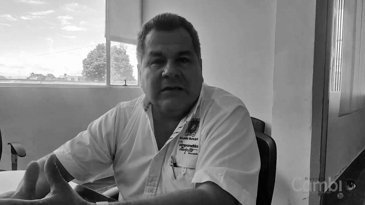 Contrato de 400 millones enreda alcalde de Mariquita