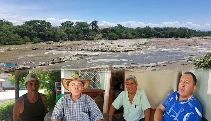 Cortolima mata de sed a 1500 familias en Ortega: el fin del río cucuana