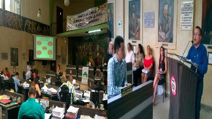 Alcaldía de Jaramillo maltrata los líderes: Denuncia