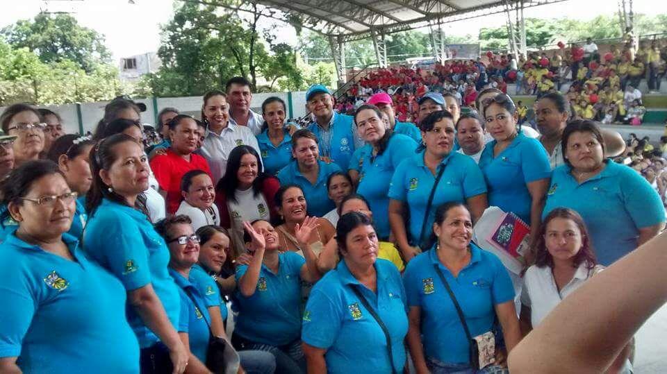 Alcaldía de el Espinal apoya creación de empresas productivas