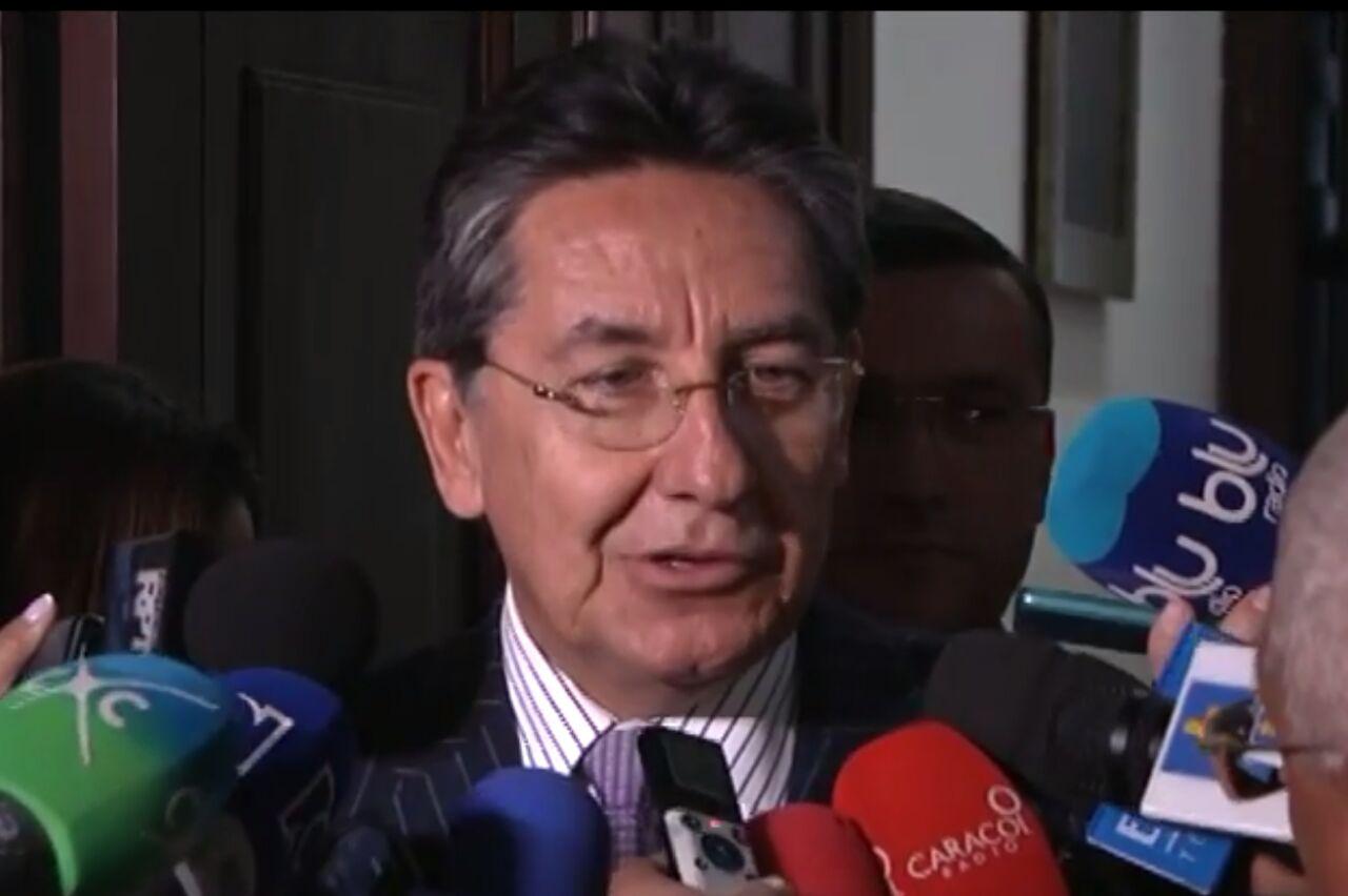 Última hora: fiscal Martínez hablo caso gobernador del Tolima