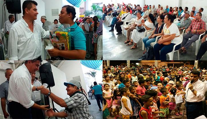 Presidentes de junta de acción comunal acudieron al llamado del alcalde de el Espinal