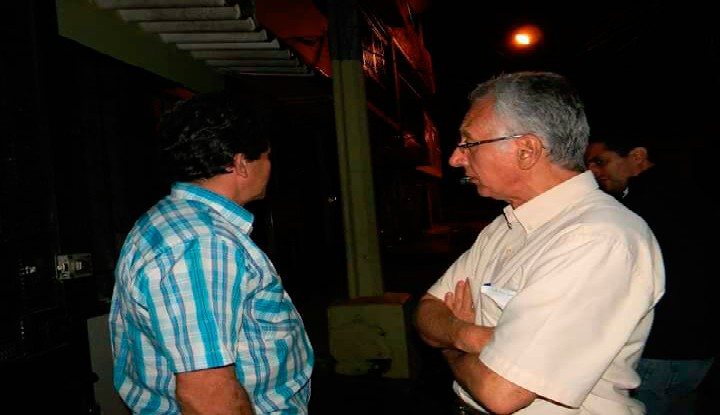 Comuneros le exigen respeto al alcalde de Ibagué