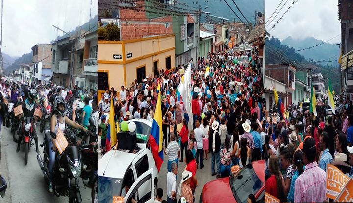 Inscripción de candidato a la alcaldía paralizó Cajamarca