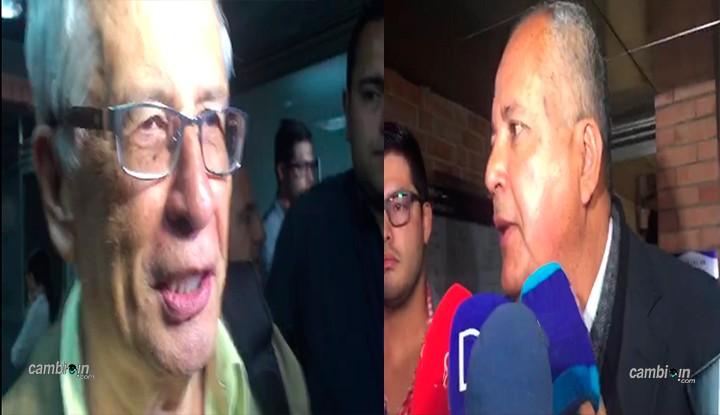 suspendida y reprogramada audiencia de imputación contra del ex gobernador Osorio y el actual gobernador Barreto