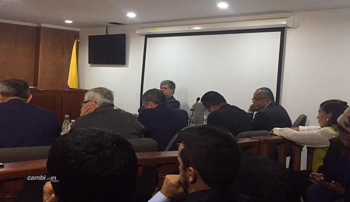 Medida de aseguramiento solicitó el fiscal primero delegado ante la Corte Suprema de Justicia