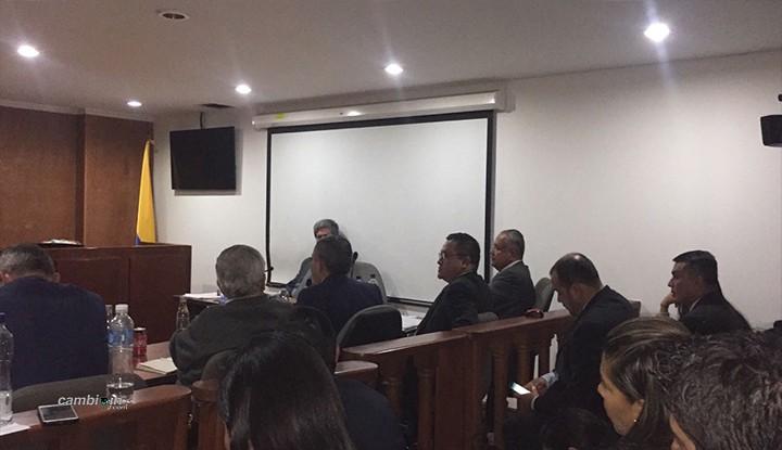 Procurador cambia su discurso en medio de la audiencia en el caso Barreto y Osorio