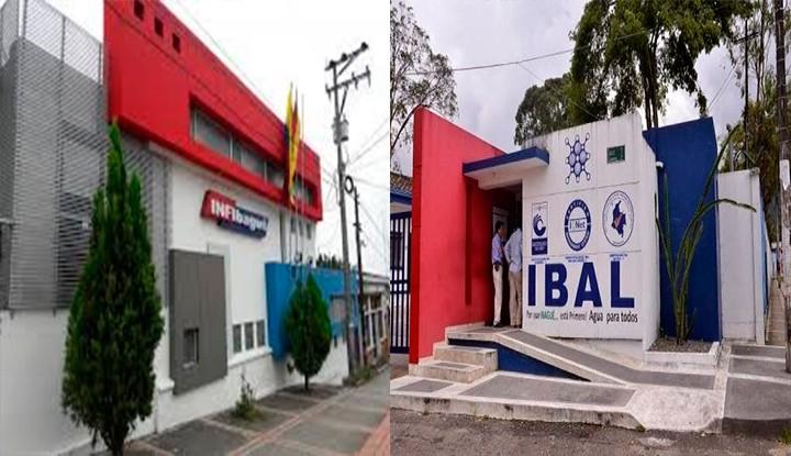 Las licitaciones chaleco de Infibagué y el IBAL