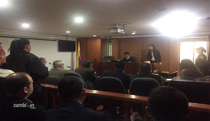 Noticia en proceso. Detención domiciliaria a Fernando Osorio, impuso el magistrado Urbano