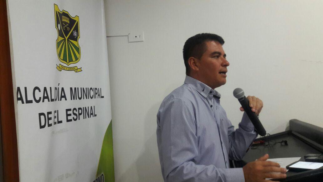 Siguen grandes inversiones en los Barrios del Espinal