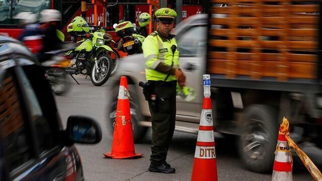 350 infracciones en Semana Santa, en solo Ibagué.