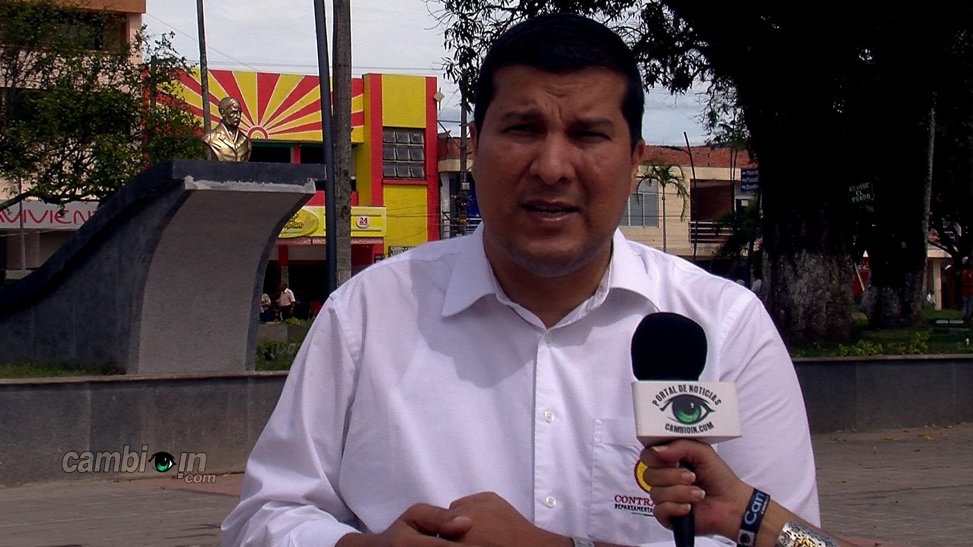 Contralor sanciona secretarios de la gobernación y unos alcaldes del Tolima