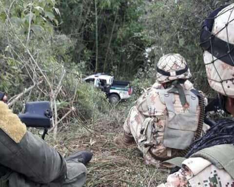 Dos Policías del Tolima mueren en atentado guerrillero