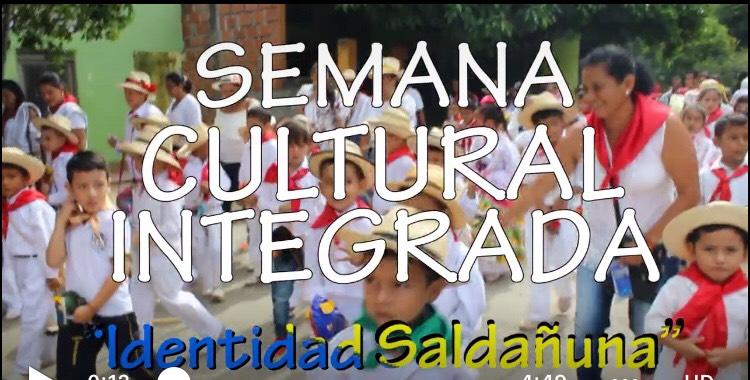 """Alcaldía de Saldaña celebra semana cultural integrada """"Identidad Saldañuna"""""""
