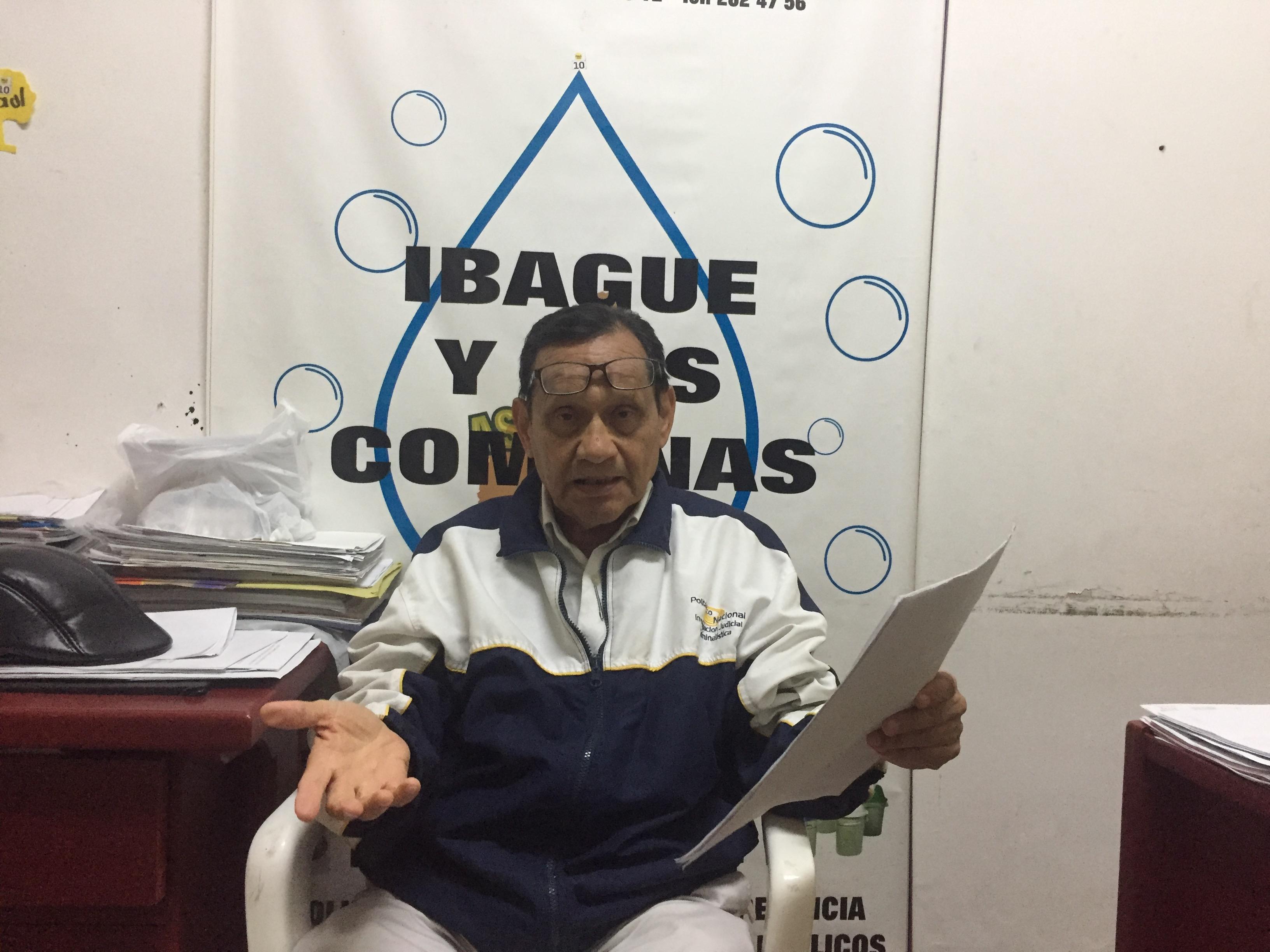 Veedor denunció al PGN por negarse a investigar al Alcalde de Ibagué