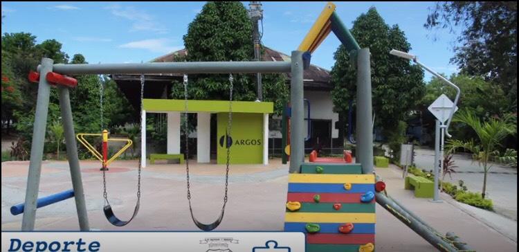 Los parques que mejoran la salud de los habitantes de Saldaña