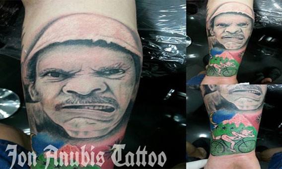 En Ibagué se imponen los tatuajes, jóvenes y adultos se lo hacen hasta en sus partes íntimas