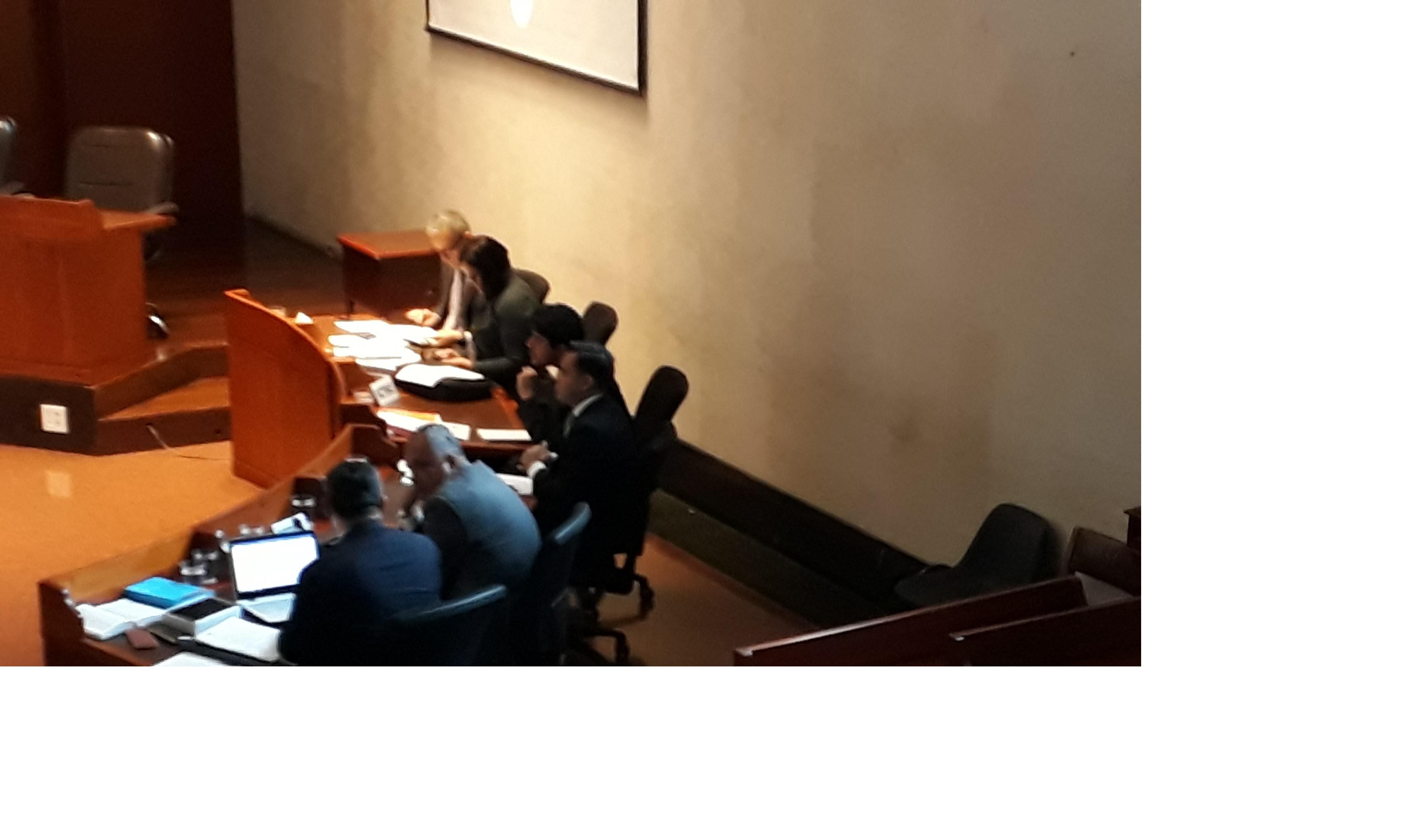 Aplazan audiencia de hoy en la corte, contra gobernador del Tolima