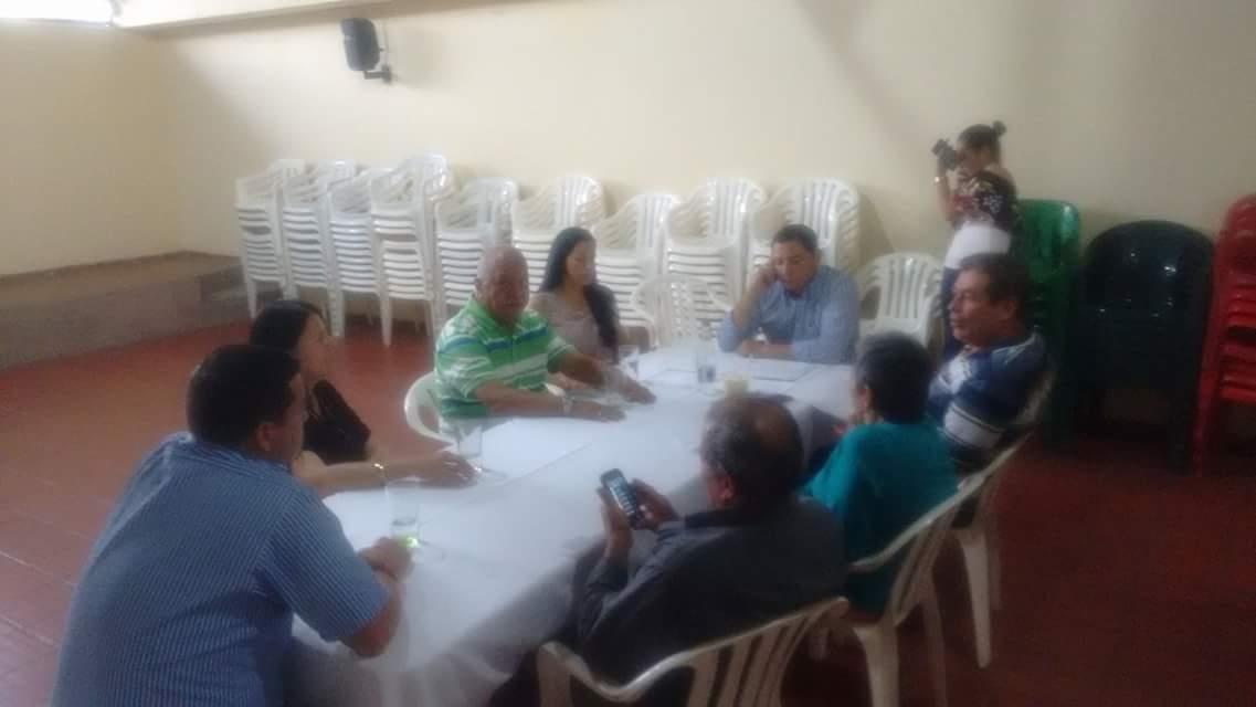 Líderes de Ibagué piden obras a la gobernación y no a la alcaldía