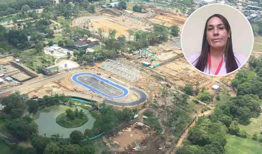 En el limbo la culminación de los escenarios deportivos en Ibagué.