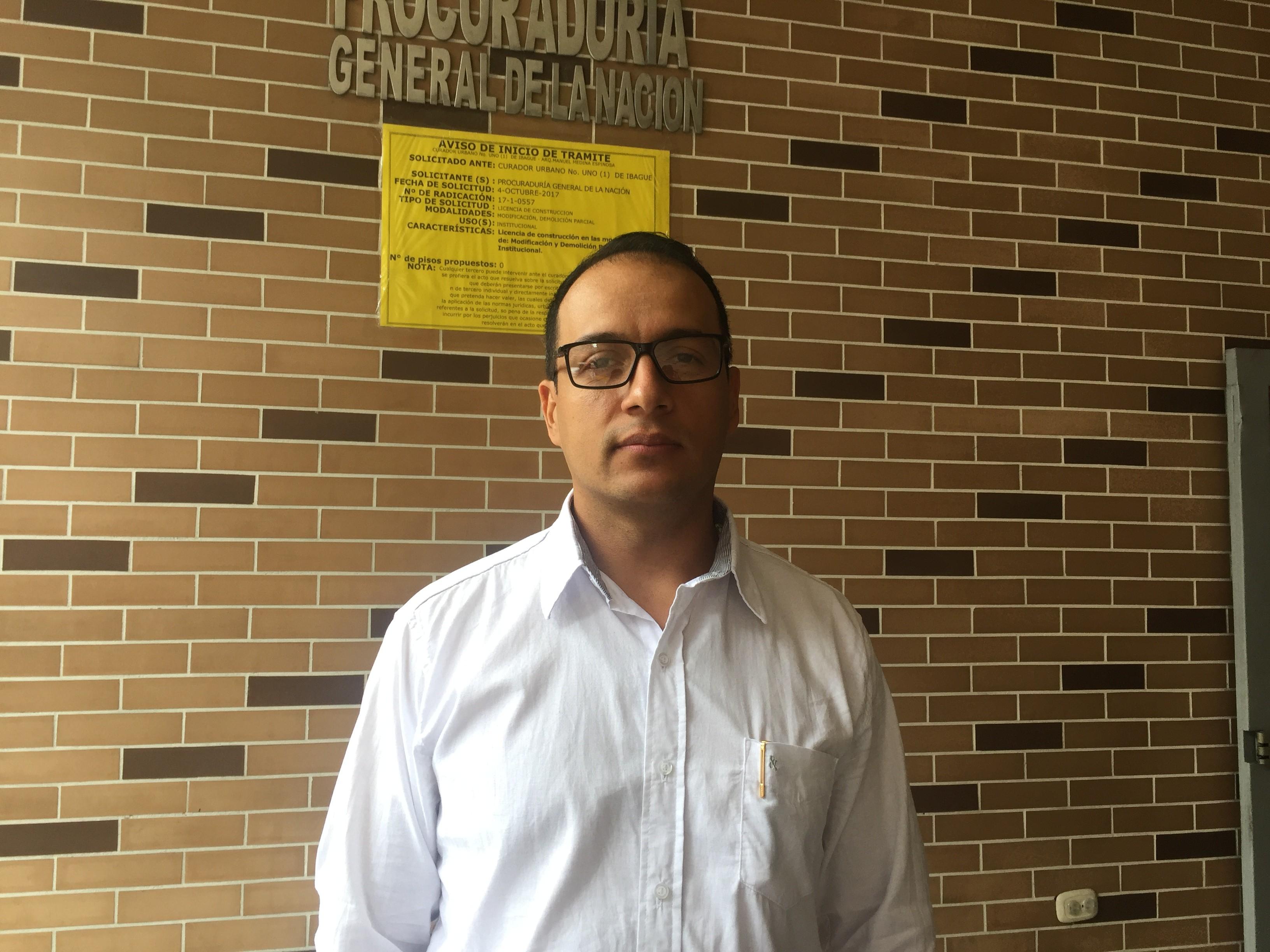 Ex-contralor de Ibagué demandará a concejales y al jefe del ente de control