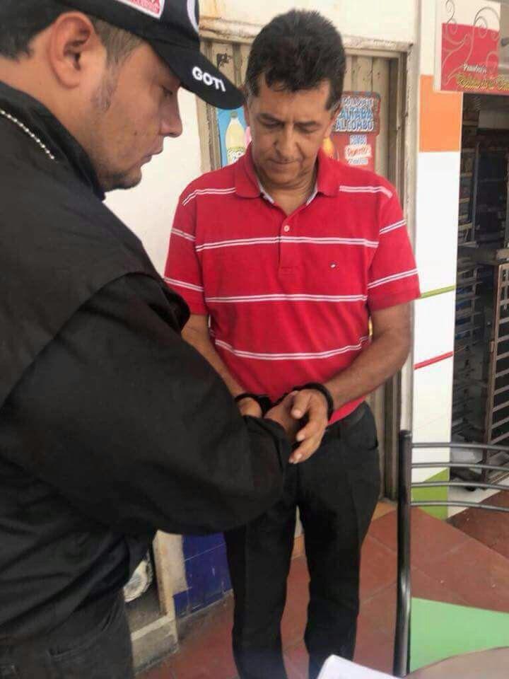 El ex-alcalde de Ibagué Luis H. Rodríguez fue capturado por auspiciar la destrucción de la Unidad Deportiva de la calle 42