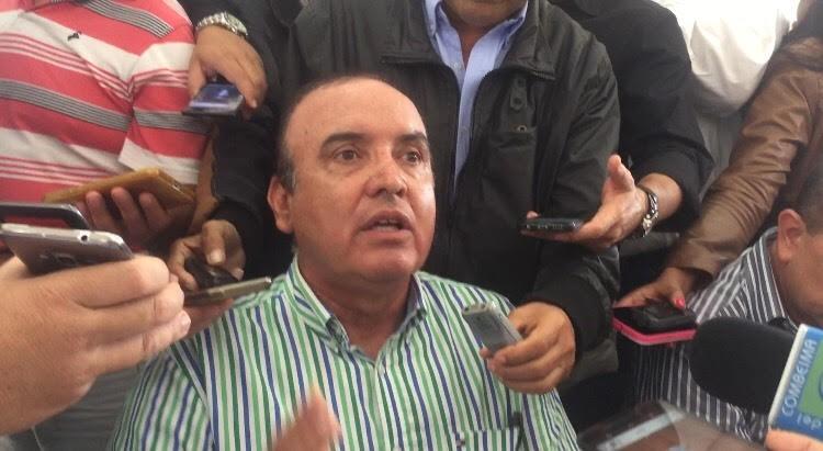 """Jefe único del Partido Liberal en el Tolima, señala a sus contradictores políticos estar detrás del  """"montaje"""" hecho en su contra."""