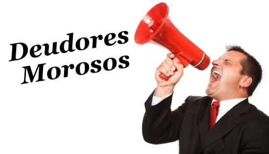 DEUDORES MOROSOS NO APROVECHAN LEY DE INSOLVENCIA