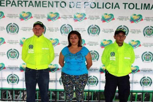 Esta mujer asesinaba y secuestraba, era buscada por las autoridades desde hacia 8 años