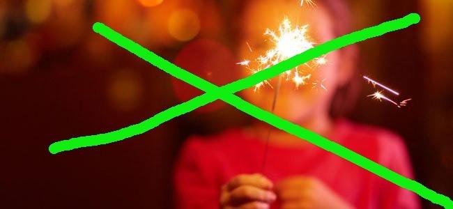Alcaldía de Saldaña prohíbe el uso de pólvora en esta época de navidad.