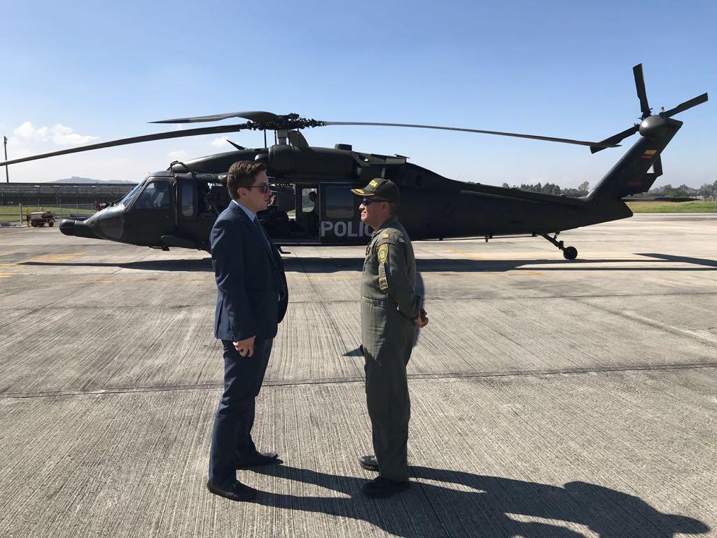 Comprar un helicóptero para Ibagué, la estupidez del alcalde: opinión