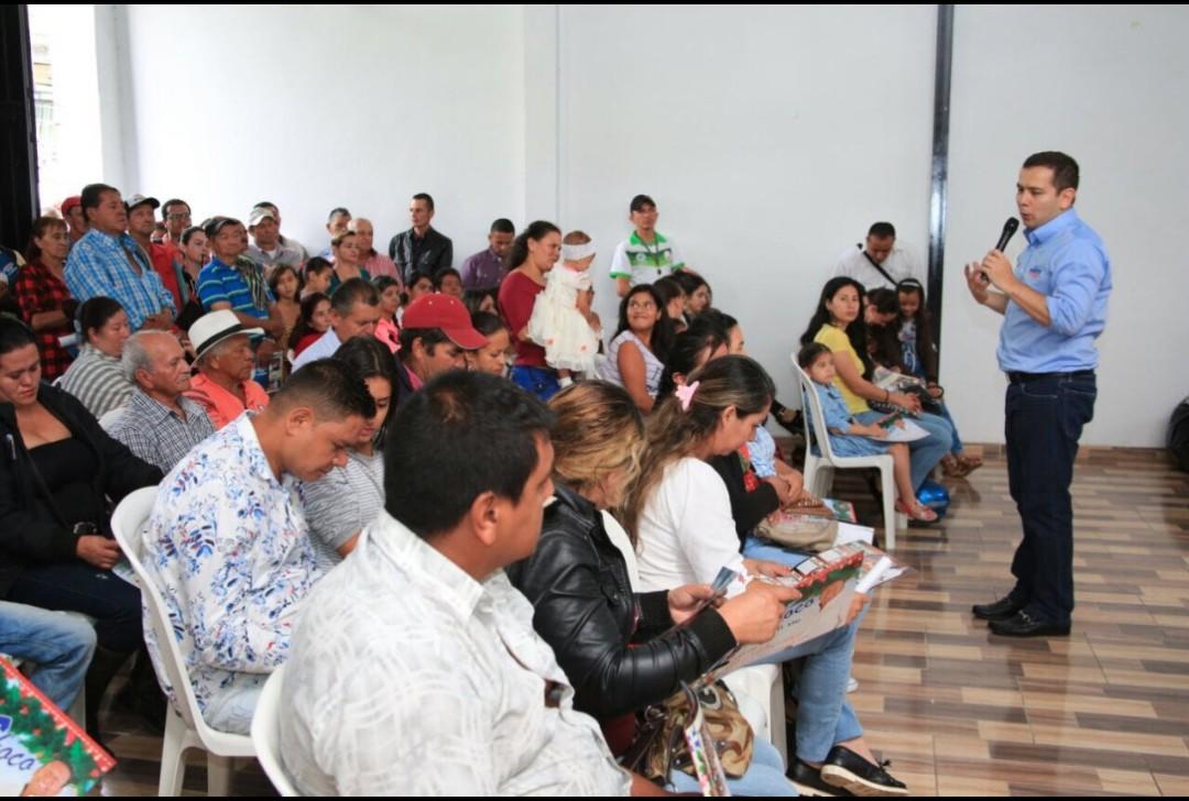 Mario Castaño dirigente del norte tolimense se une a Miguel Barreto al Senado