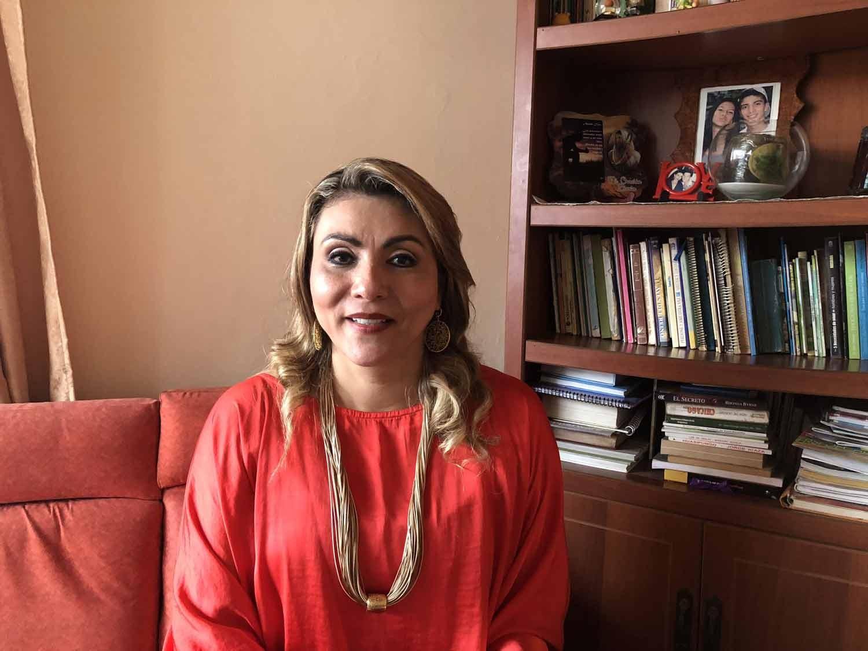 Fuerte rival política le salió en el Tolima a Olga B, para el Senado
