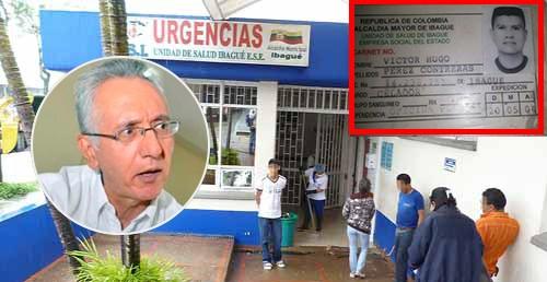 Anthoc protesta contra alcalde de Ibagué, por maltrato laboral