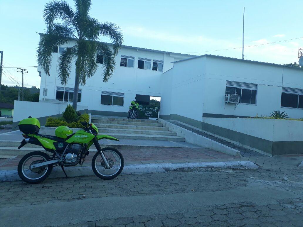 Venadillo sin vigilancia de la policía por falta de gasolina