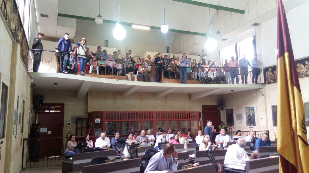 Aprueban en comisión del concejo de Ibagué alivios tributarios