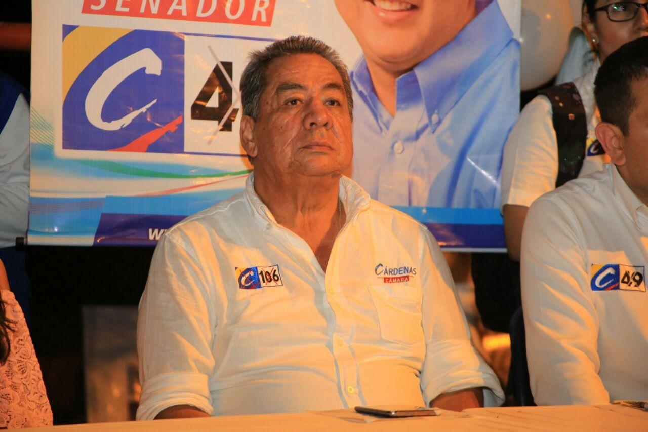 Hernando Cárdenas sigue adelante con paso firme su reto y compromiso por el Tolima
