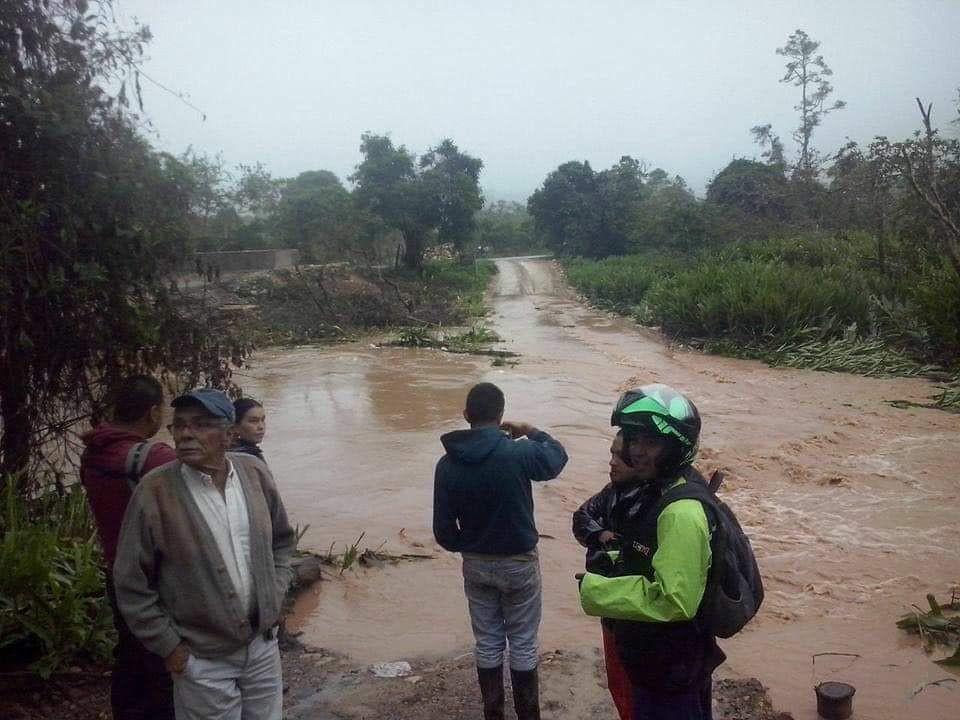 Declaran zona de emergencia a Icononzo. Noticia en desarrollo