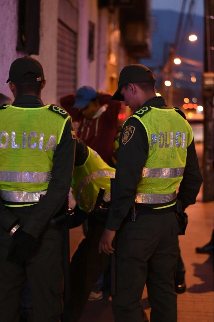 Duro golpe a la delincuencia en Ibagué realizó policía y ejército