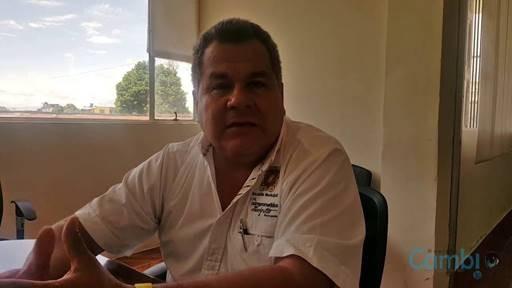 Alcalde de Mariquita a responder por aterrizaje de helicoptero en cancha de fútbol