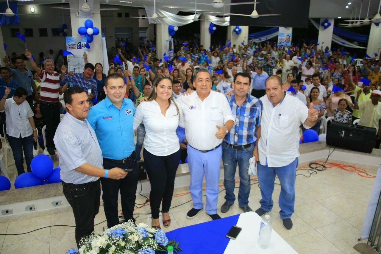 Miguel Barreto está listo para defender a los tolimenses en el Senado de Colombia