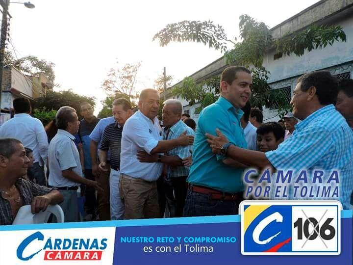 Con éxito finaliza etapa de reuniones a puerta abierta para Hernando Cárdenas y Miguel Barreto