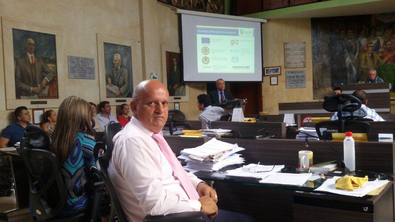 Aprobado Nuevo Hospital y Universidad Pública, para Ibagué. Habla el Concejal ponente de la iniciativa