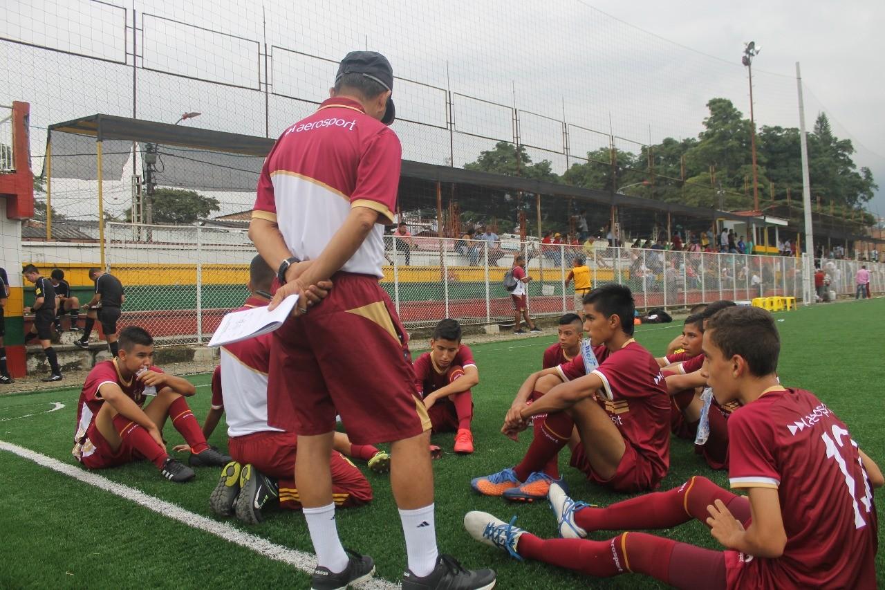 Selección Tolima de fútbol infantil triunfa a nivel nacional